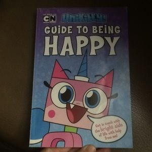 FREE add to bundle! Unikitty Guide to being happy